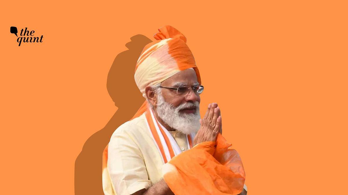 Modi's Speech on Crisis-Ridden 15 Aug Was Just A String of Slogans
