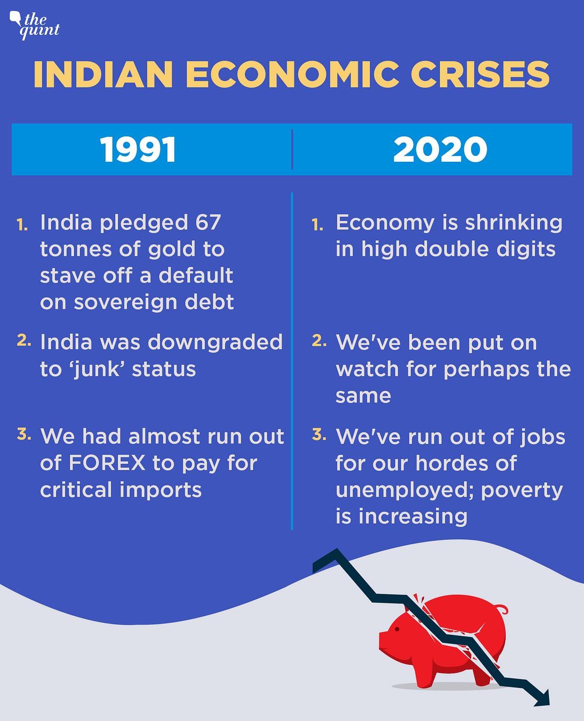 Kickstarting Indian Economy: Three 'Shocking' Lessons From 1991