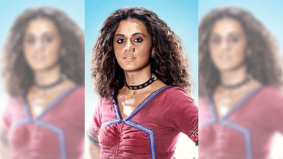 Taapsee Pannu's 'Rashmi Rocket' Heading For OTT Release