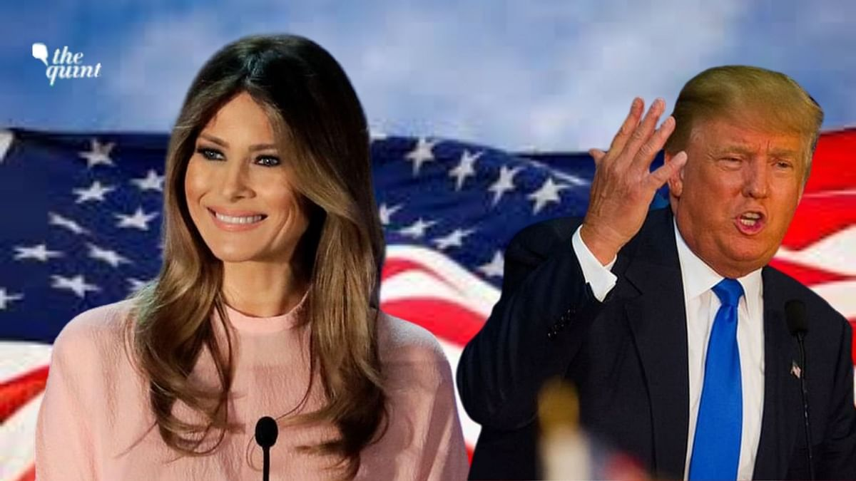 Choose Love over Hatred: Melania Trump Bids Farewell to Americans