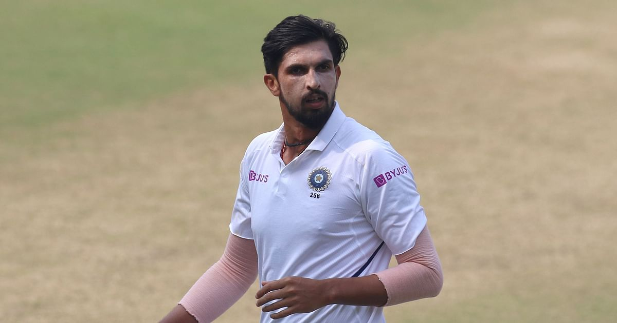 Cried Like a Child After Faulkner Hit Me For 30 Runs: Ishant