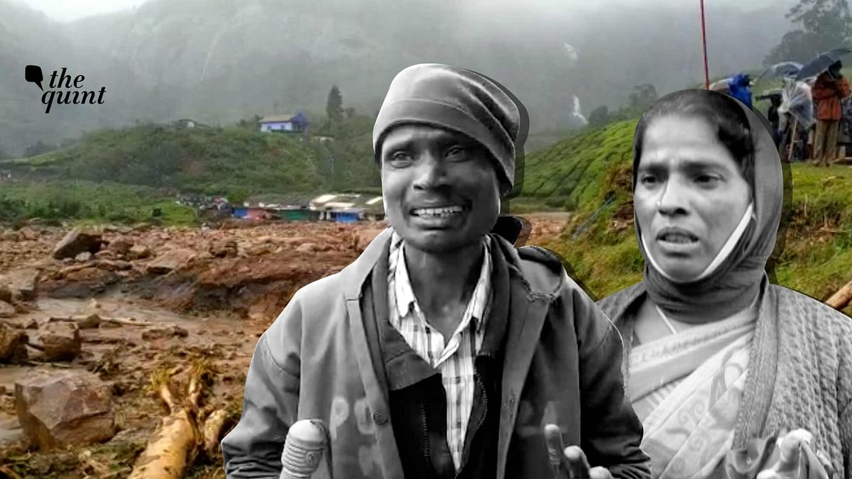 'Where Are You?': Survivors on Vigil For Idukki Landslide Victims