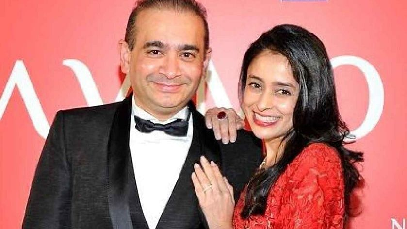 Interpol Issues Red Corner Notice Against Nirav Modi's Wife Ami