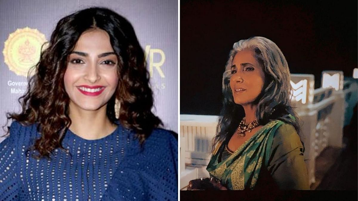 Dimple Kapadia Gave Me Goosebumps: Sonam After Watching 'Tenet'