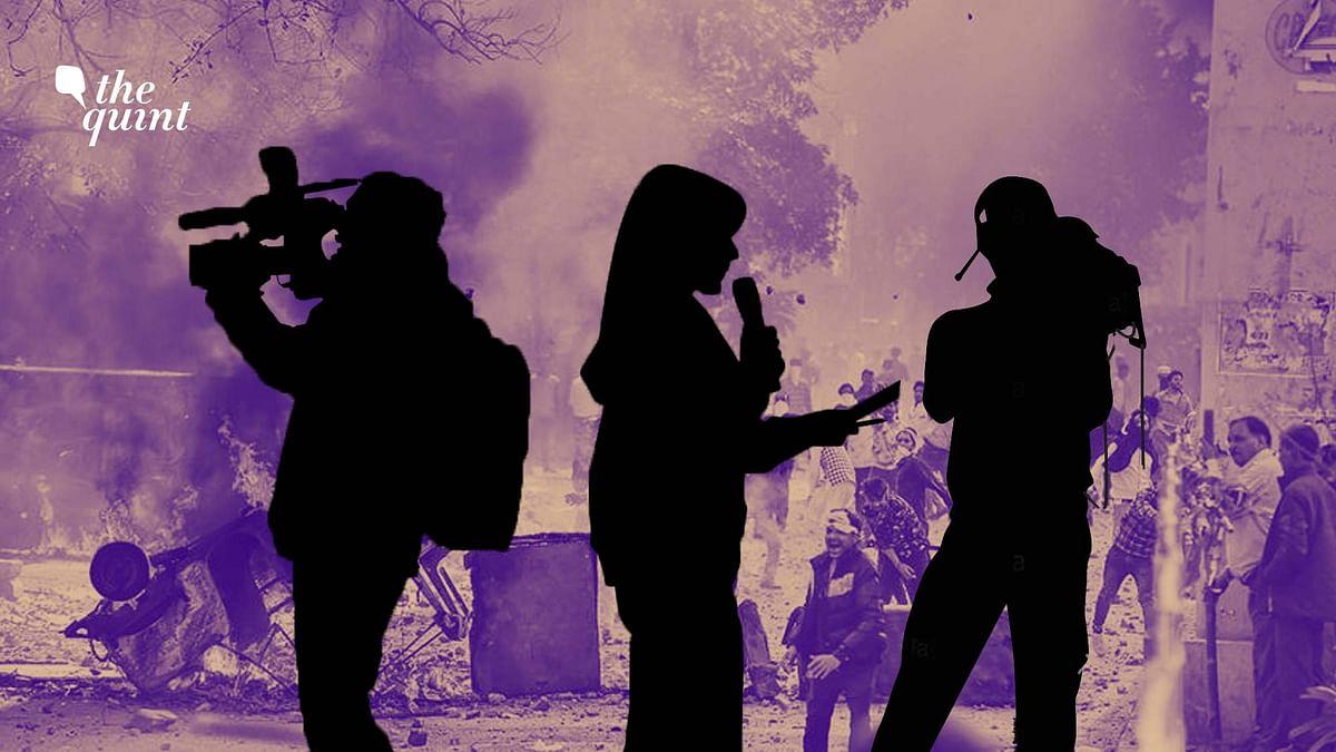 'Showed His Genitals': Woman Journo Alleges Mob Attack in NE Delhi