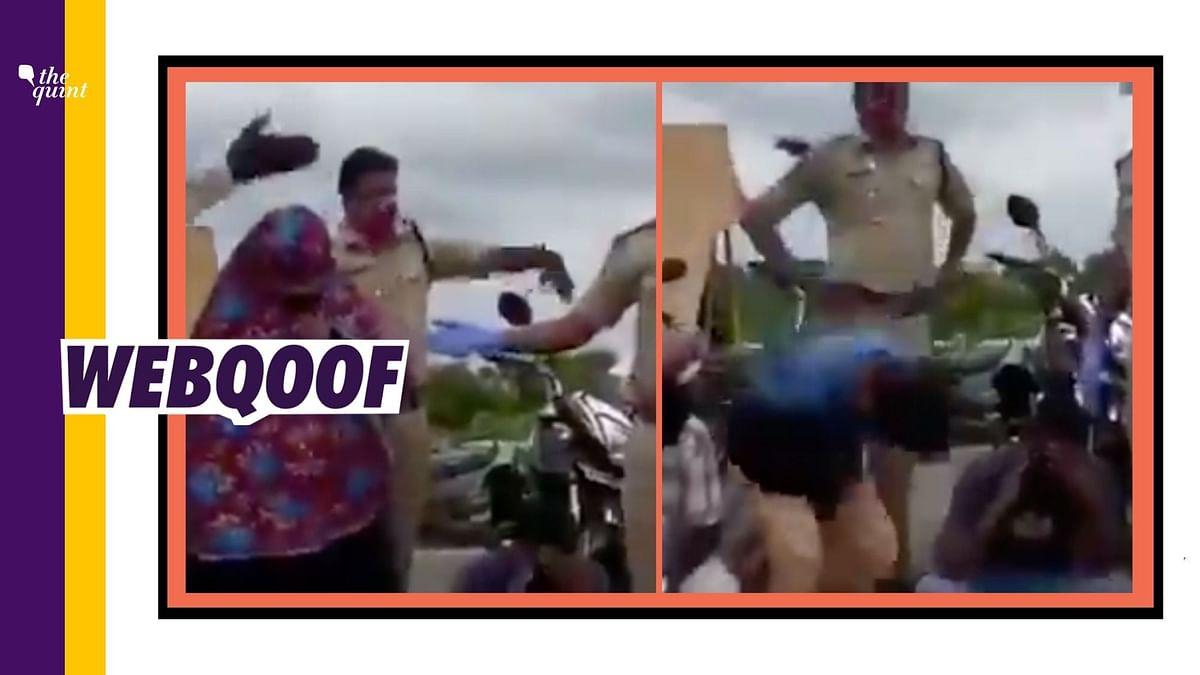 RSS Man Seen Waving Pak Flag? No, It's an Incident of Bootlegging