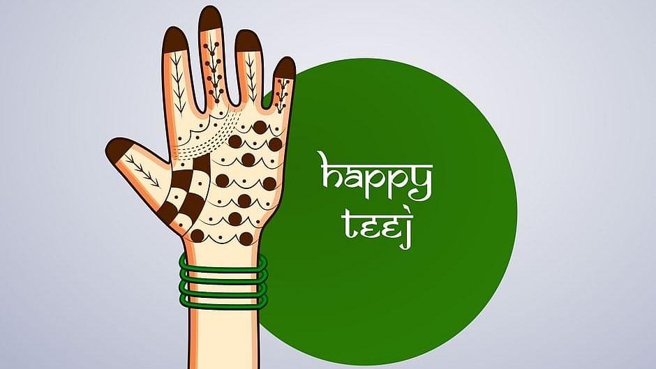 Happy Hartalika Teej.