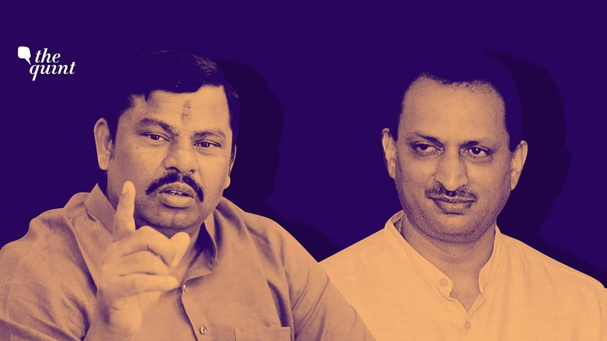 "Anantkumar Hegde's and Raja Singh's posts were flagged under the ""Dangerous Individuals and Organisations"" policy."