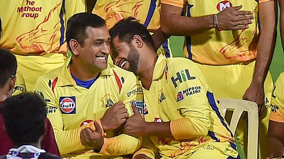 'Join You in This Journey': Raina After Dhoni Announces Retirement