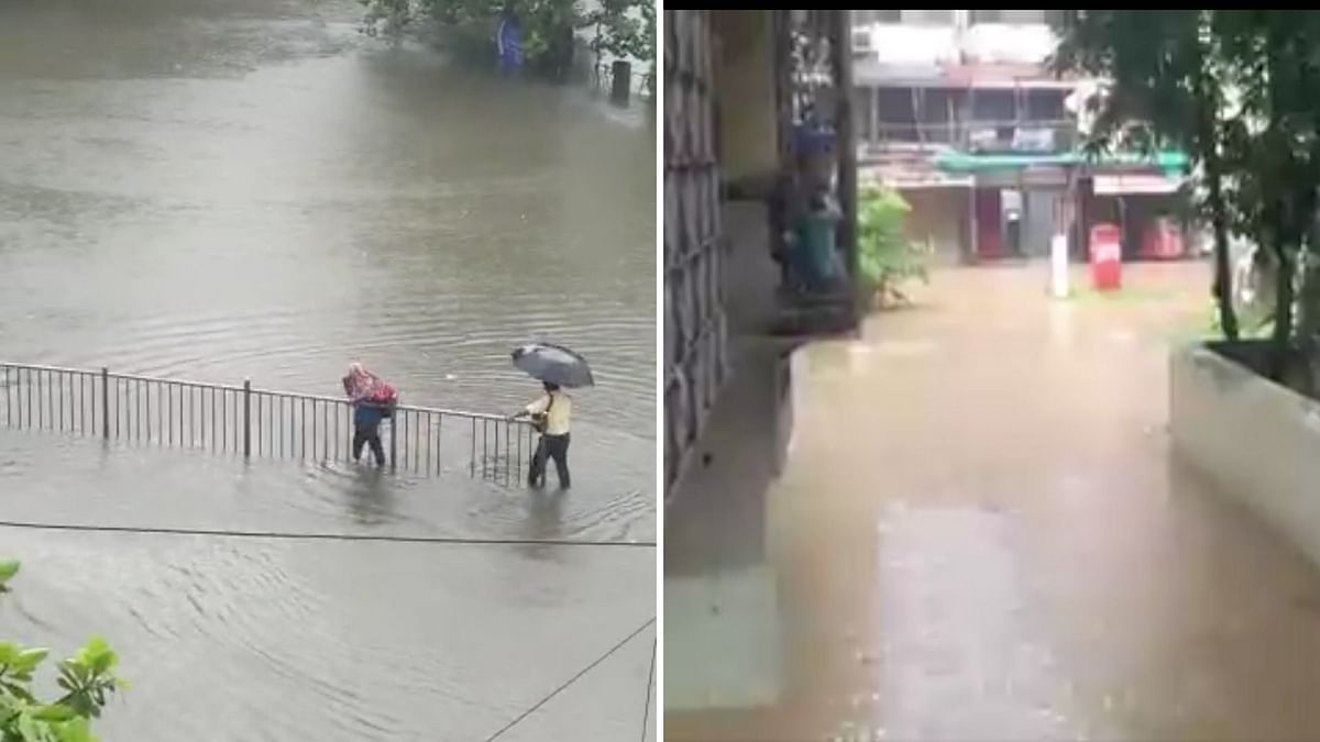 "The IMD had on Monday issued a 'red alert' for ""extremely heavy rainfall"" in the city on Tuesday and Wednesday"
