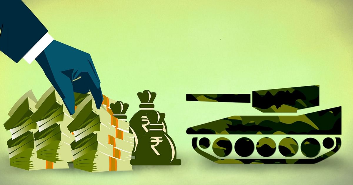 Defence Ministry has done a good thing by declaring that certain products cannot be imported but it's not enough.