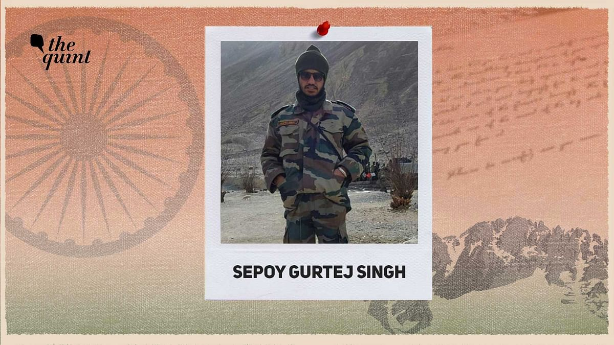 'Sher Puttar': Galwan Martyr Gurtej Singh's Family Remembers Him