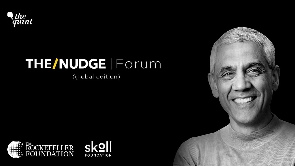 Vinod Khosla Talks About Philanthropy for a Sustainable World