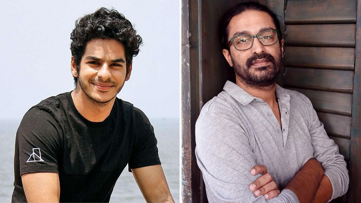Ishaan Teams up With Raja Krishna Menon for War Film 'Pippa'