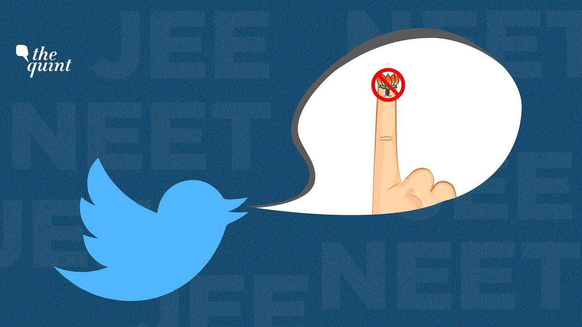 'Won't Vote If JEE, NEET Not Postponed': Twitter Users Warn BJP