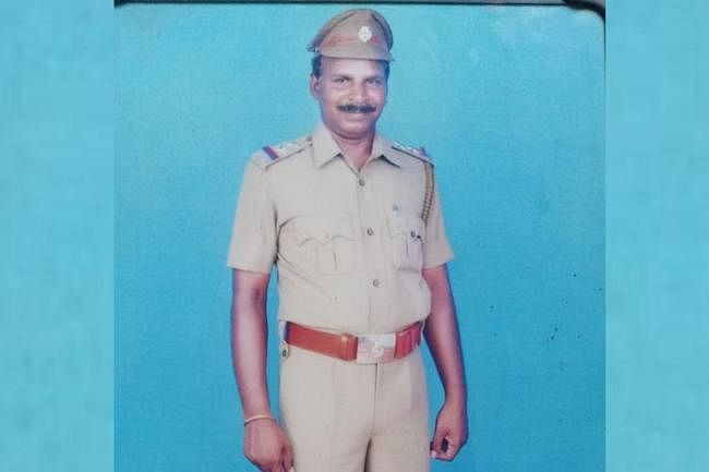 Pauldurai was arrested along with four other policemen.