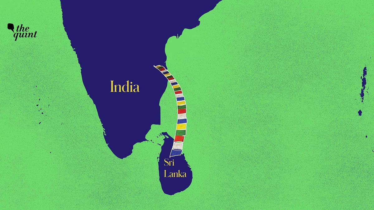 How India Can Offset China in Sri Lanka Through Buddhist Ties