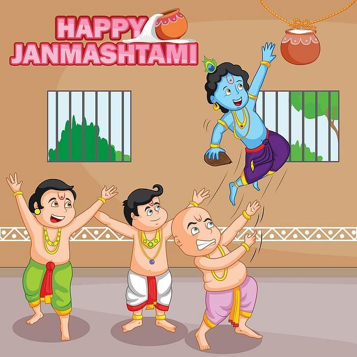 "<div class=""paragraphs""><p>Happy Krishna Janmashtami!</p></div>"