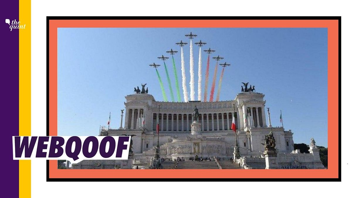 Italy's R-Day Video Viral as France's Farewell to Rafale Jets