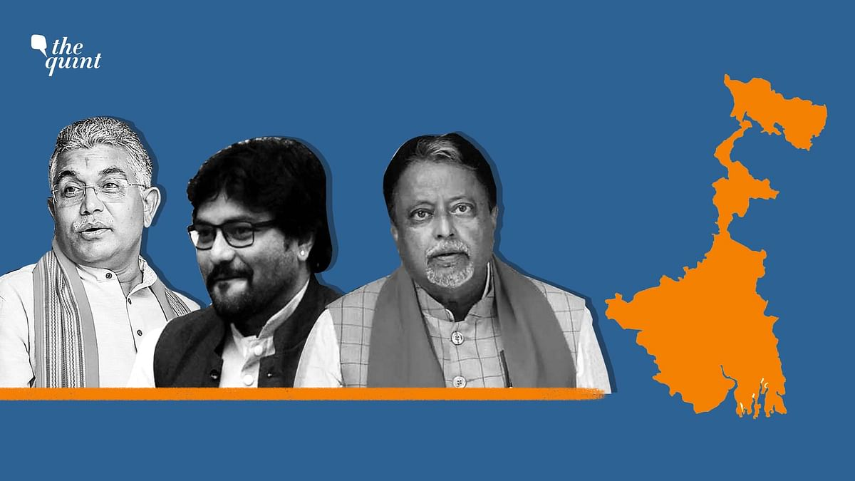 Who's Bengal BJP's 2021 CM Face? Here's What The Grapevine Says