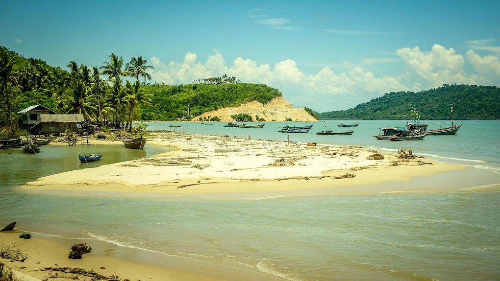 Myanmar's coastline extending more than 2800 kilometres, conducive to harness wind power.