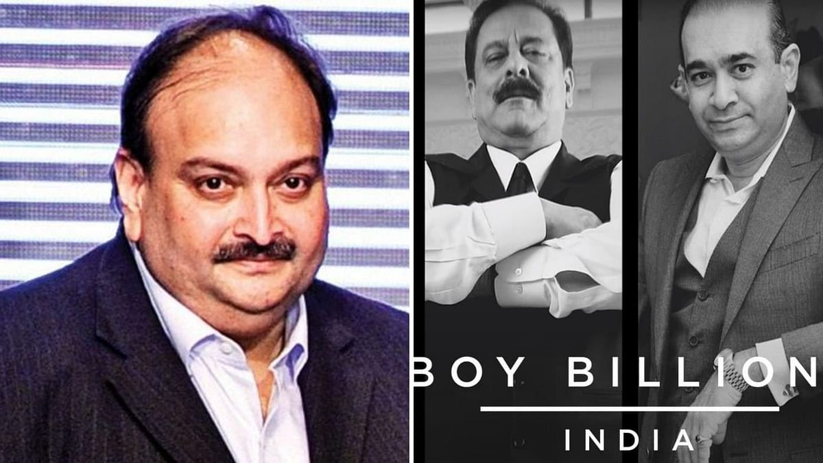 Mehul Choksi has objected to Netflix documentary Bad Boy Billionaires.