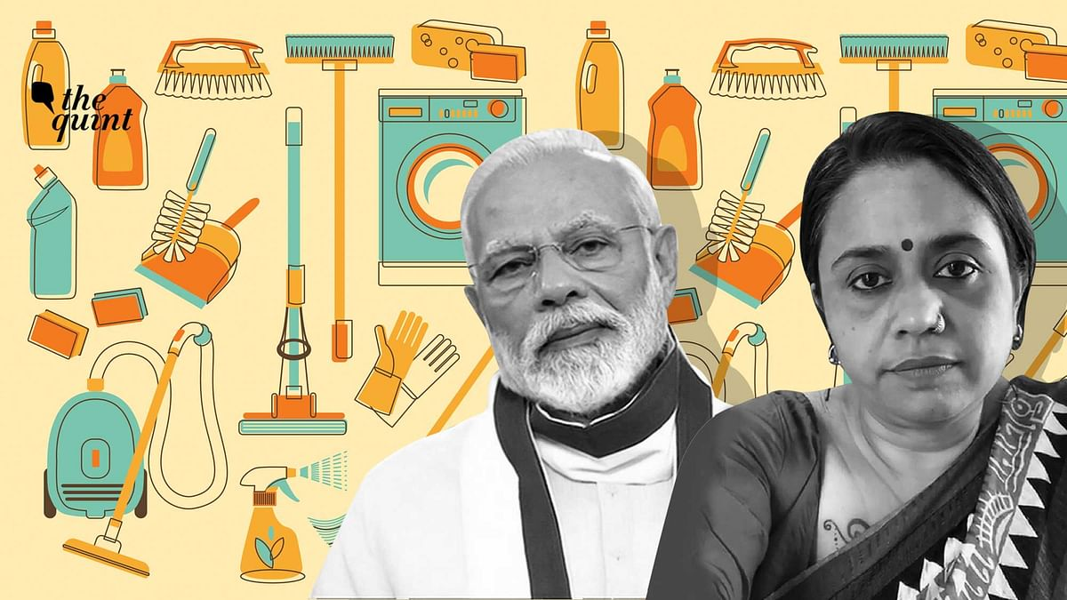 Over 75,000 women, from across India, signed the petition asking PM Modi to tell Indian men to share housework.