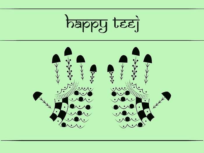 Happy Hartalika Teej
