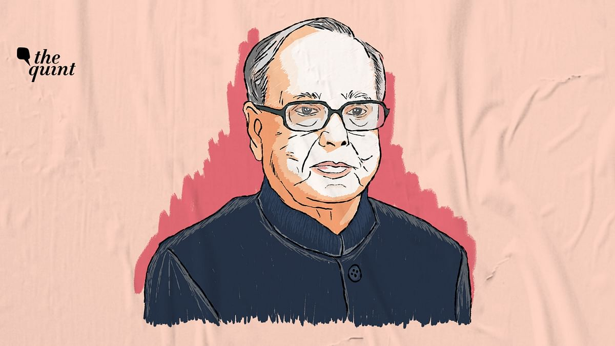 Pranab Mukherjee (1935-2020): A Short Man, With A Tall Stature
