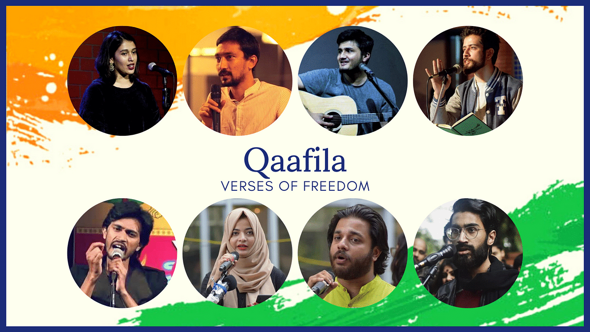 Qaafila: India's Young Poets Unite to Help Migrant Workers in Need