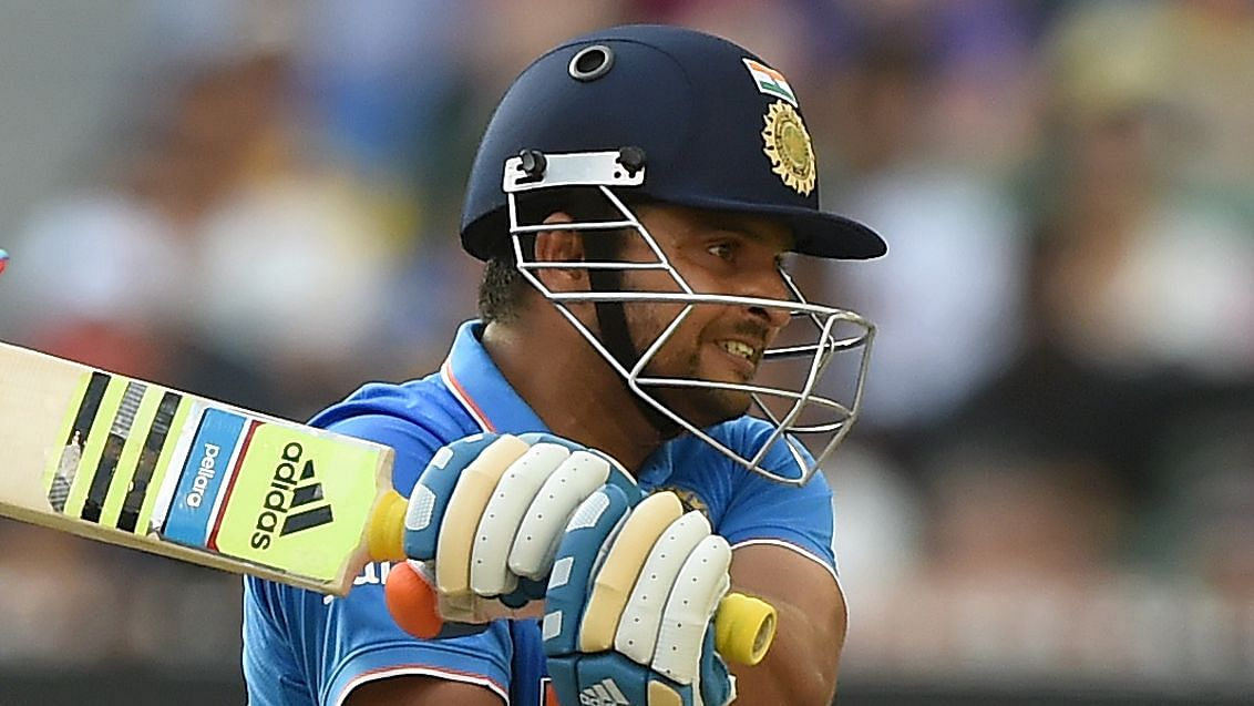 Raina Did All The Difficult Things For The Indian Team: Dravid