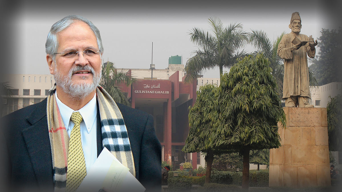 'Why is It Surprising That Jamia is Number 1?': Ex-VC Najeeb Jung