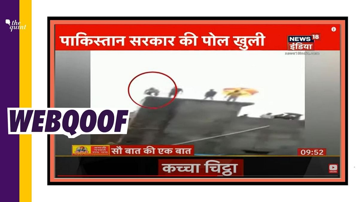 News18 Airs Video From Indore as Flood Situation in Karachi