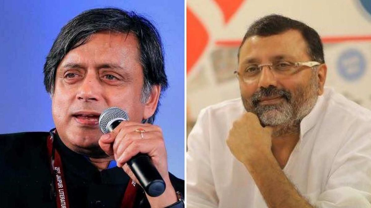 BJP MP Urges Tharoor To Cancel 1 Sep IT Panel Meeting on 4G in J&K