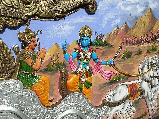 'Bhagavata Gita' by Arnab Dutta