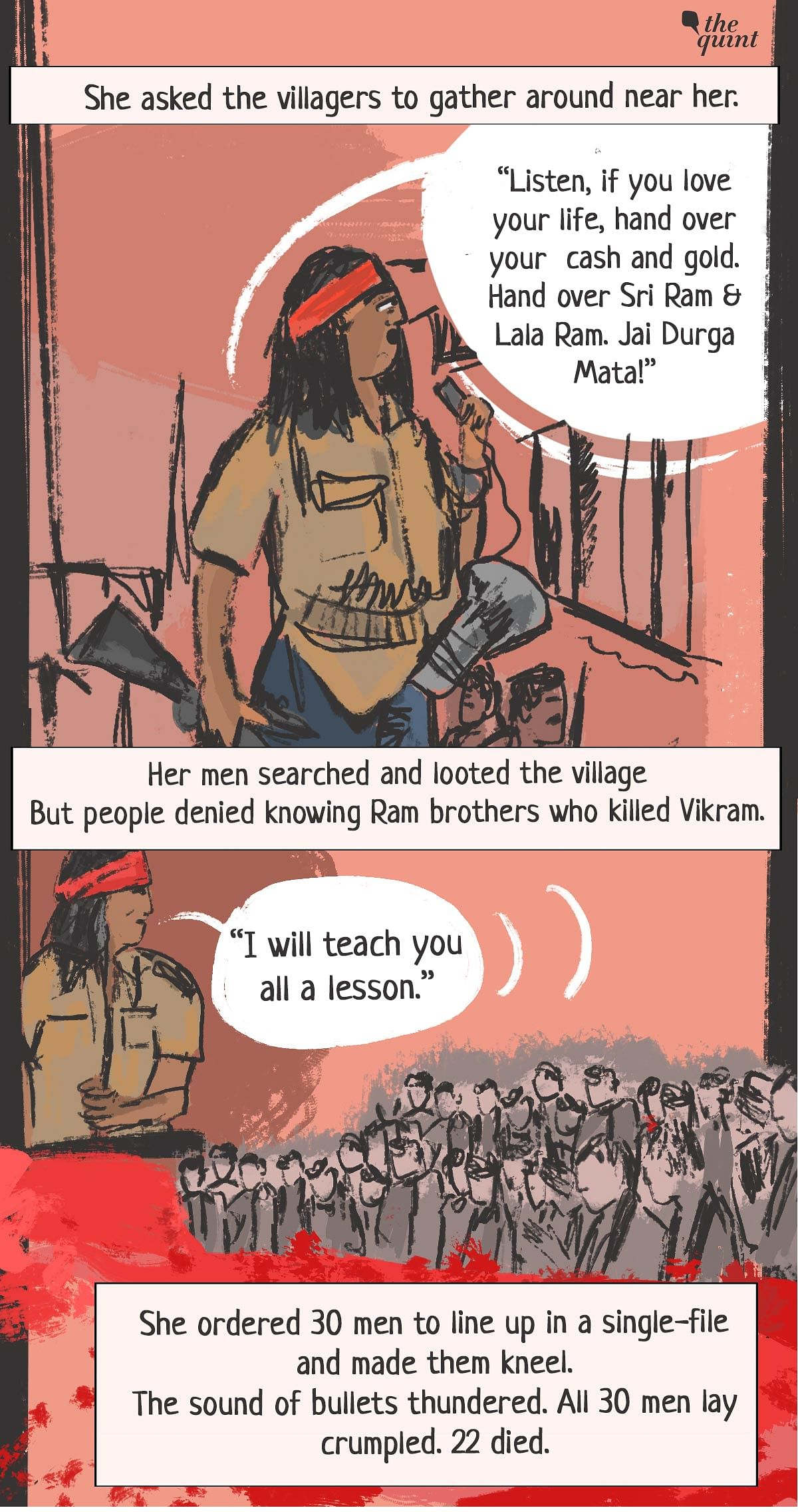 Graphic Novel: Remembering Anti-Caste Feminist Icon Phoolan Devi
