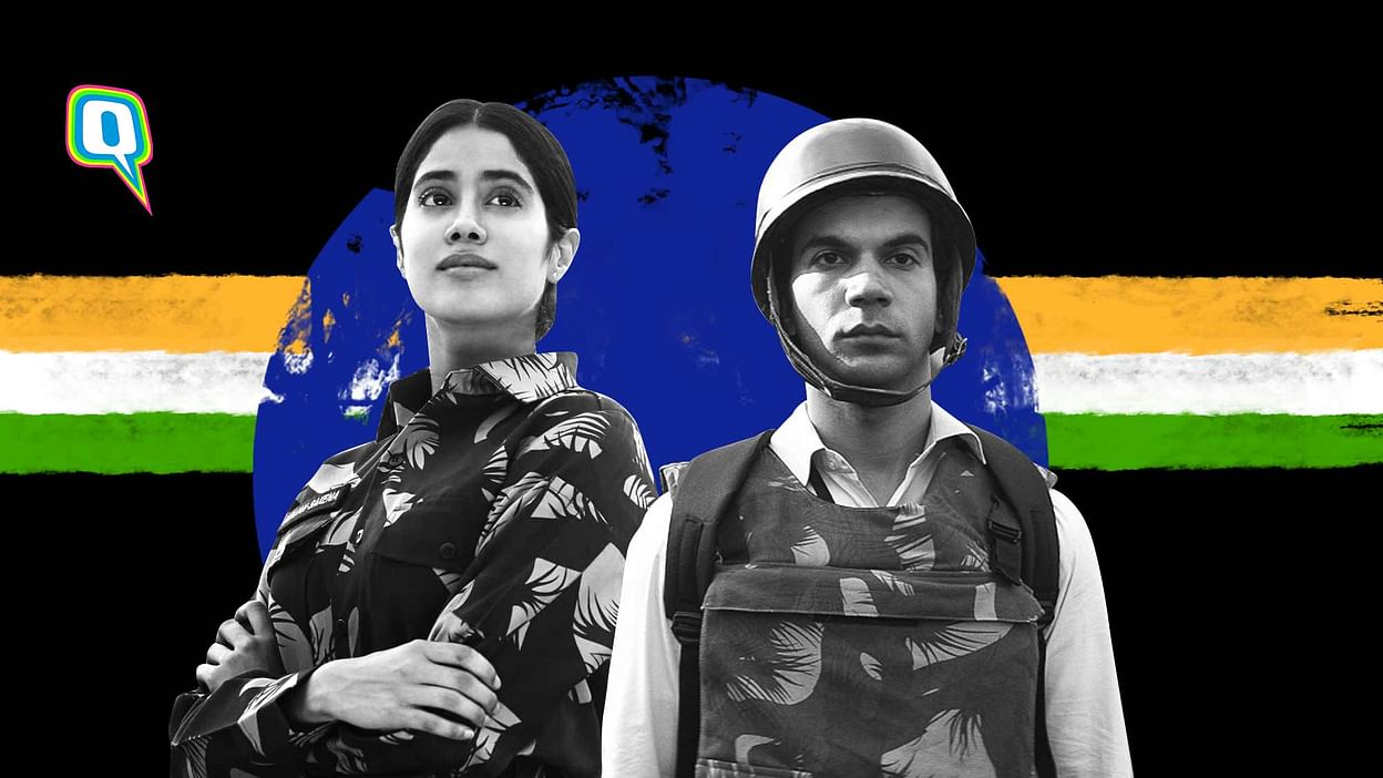 Newton To Gunjan Saxena 7 Films That Redefine Patriotism