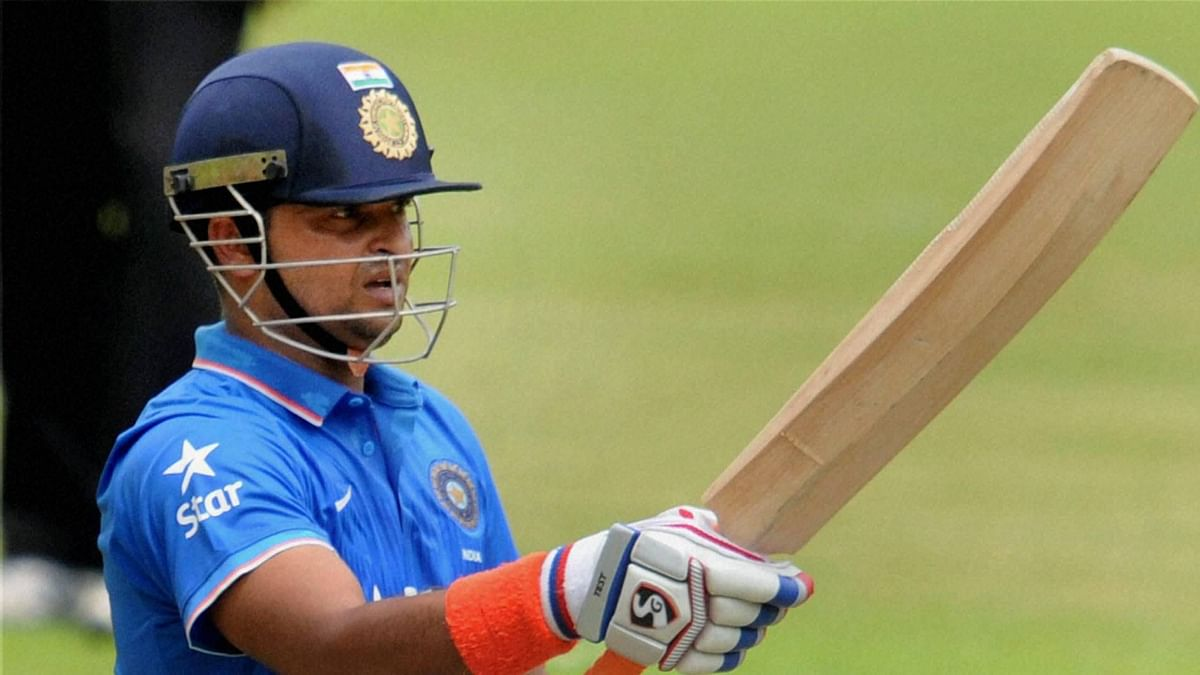 Raina One of Key Performers for India in Limited-Overs: Ganguly