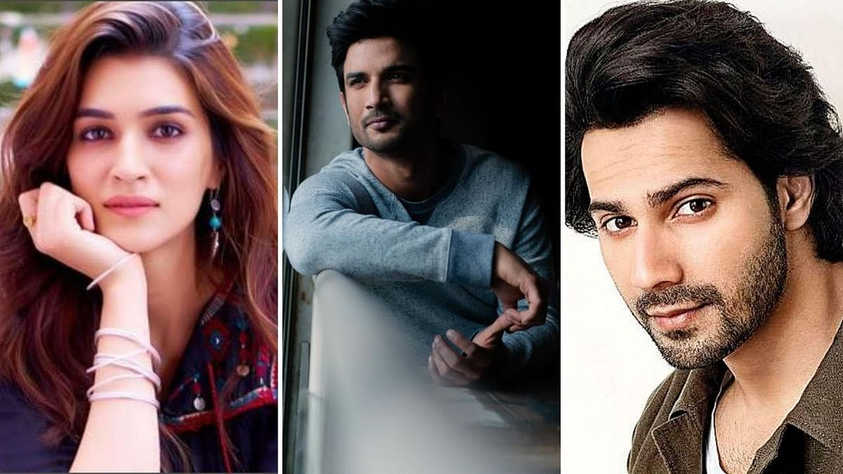 Varun, Kriti, Parineeti Call for CBI Probe Into Sushant's Death
