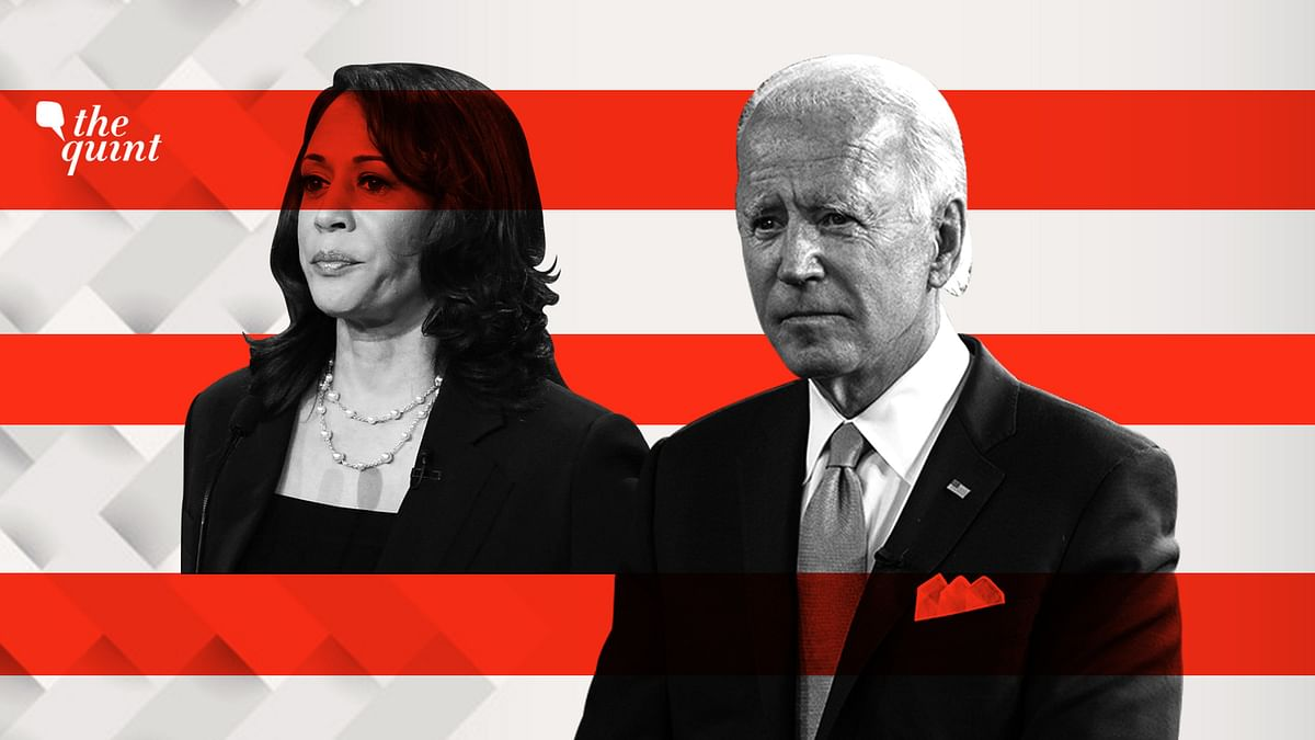 Joe Biden is about to go head-to-head with Republican incumbent Donald Trump this November.