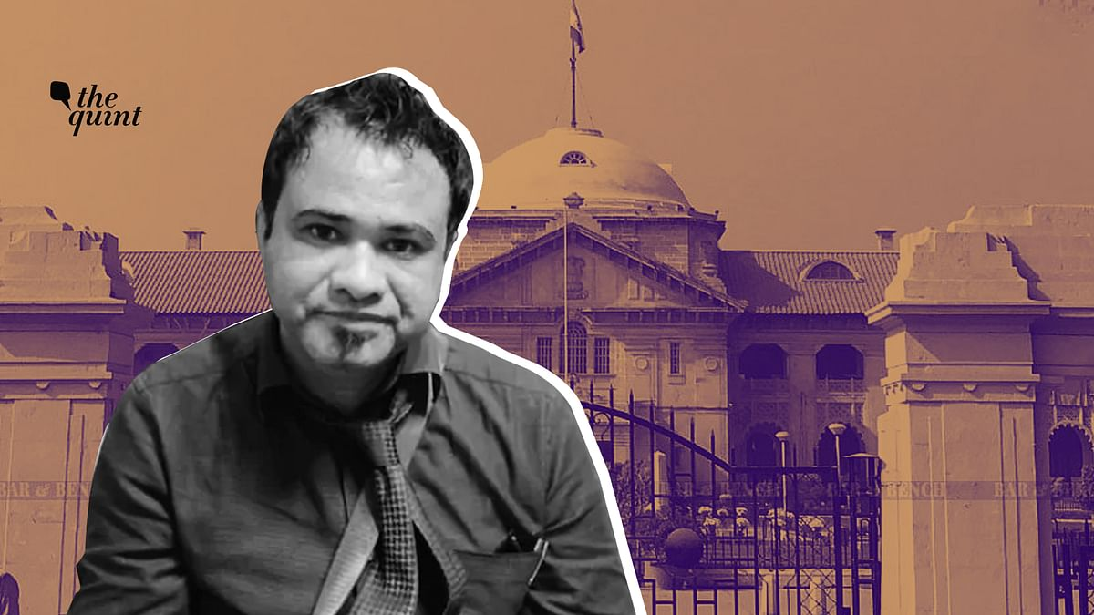 On 11 August, the Supreme Court had requested the Allahabad High Court to expeditiously decide the habeas corpus petition filed by Nuzhat Perween for her son, Dr Kafeel Khan.