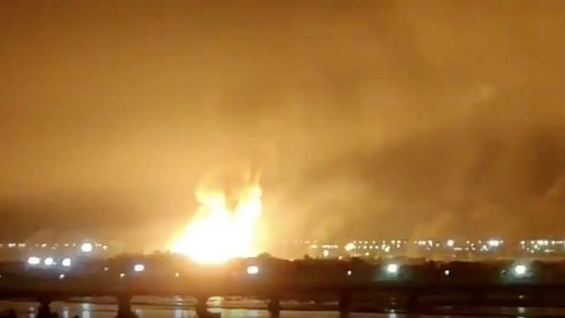 Fire at ONGC Plant in Surat Extinguished, No Casualties Reported
