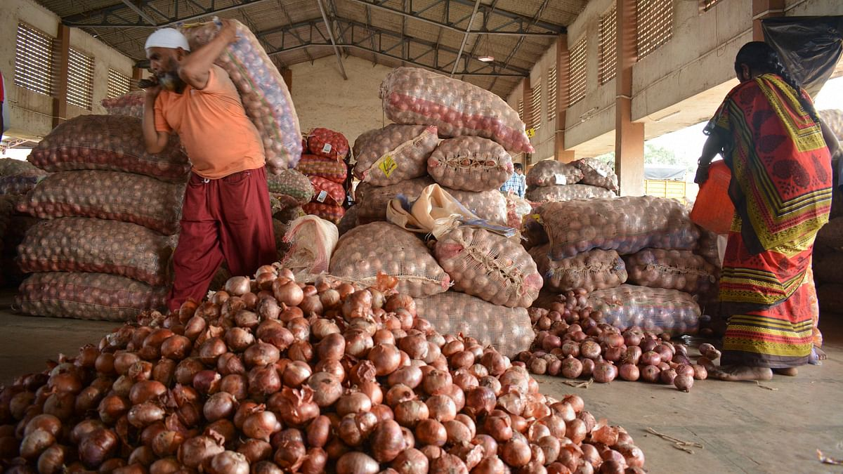 Onion Prices: Centre Relaxes Import Norms, Releases Buffer Stock