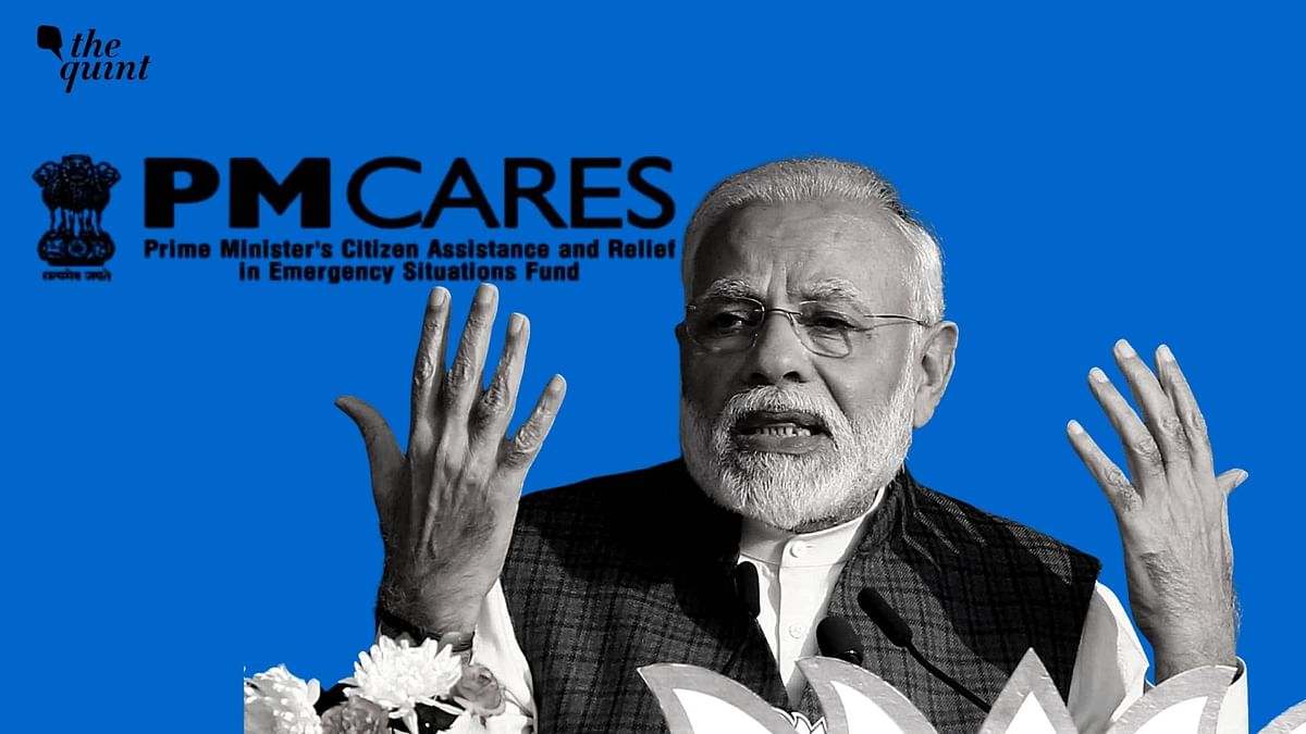 In late March, PM Modi had announced the formation of a special fund to address the emergency situation caused by the COVID-19 pandemic, called PM CARES.