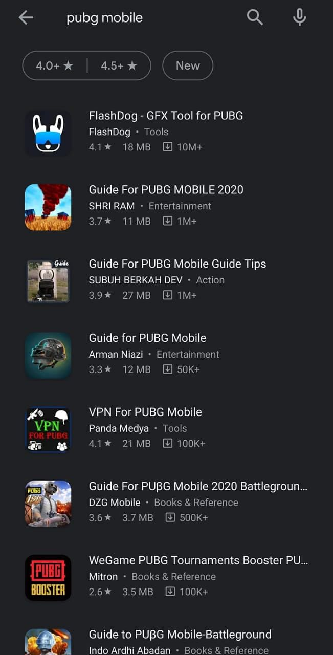 Two Days Post Ban, PUBG Removed from Google and Apple App Store