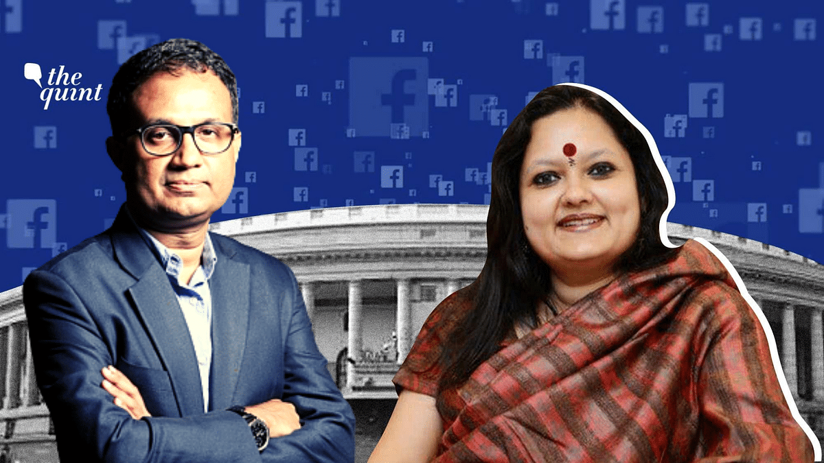 Facebook India's Managing Director Ajit Mohan was grilled for over two-and-a-half hours by the Parliamentary Committee on IT on Wednesday, 2 September.