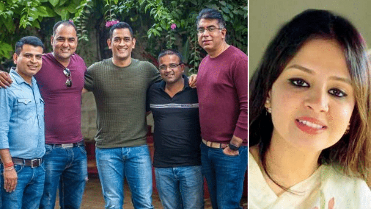 New Innings in Showbiz for MS Dhoni as He Backs Sci-Fi Web Series