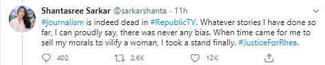 Republic TV Employee Quits For 'Ethical Reasons', Twitter Reacts