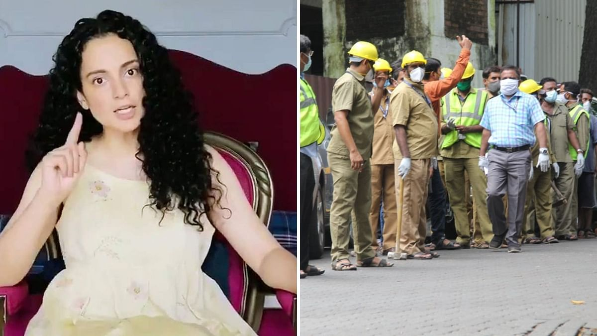 Kangana Ranaut VS BMC: What Unfolded on 9 September