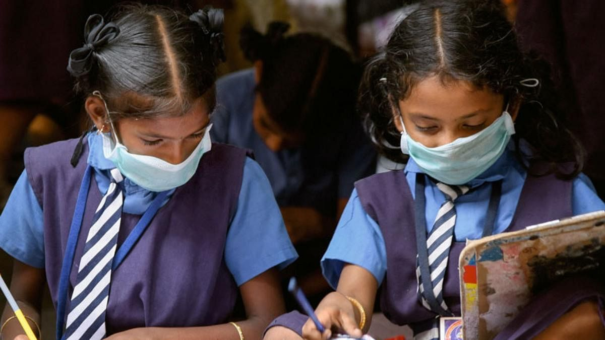 Punjab and Haryana to Reopen Schools for classes 1-4 and 6-8 respectively.